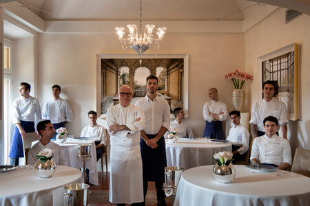 Restaurant Arnolfo - Hennessy - Passion Trophy Relais & Châteaux
