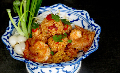 Take a Thai cookery lesson