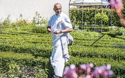 Philippe Chevrier,  le maître de la cuisine suisse