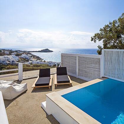 Platis Yialos Villa