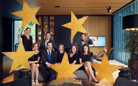 La Butte aux Bois récompensé de 5 étoiles Superior !