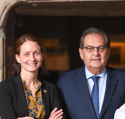 Cécile et Bertrand Jaquet