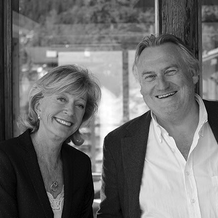 Brigitte de Turckheim-Cachart & Eric Cachart