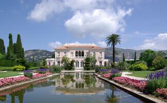Rothschild's Ephrussi Villa, Saint-Jean-Cap-Ferrat