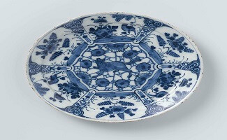 Delft earthenware