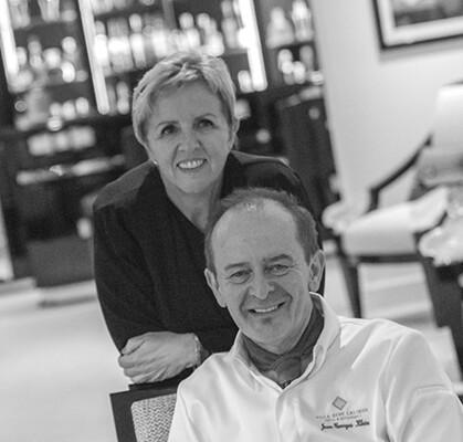 Nicole et Jean-Georges Klein