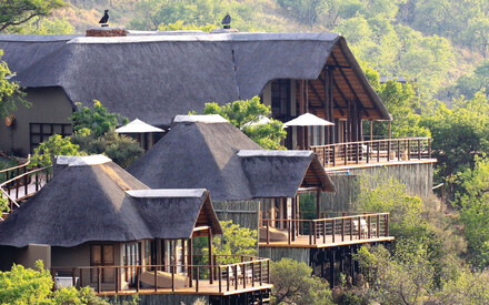 Esiweni Luxury Safari Lodge