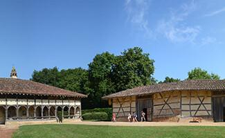 Musée Départemental von La Bresse - Domaine des Planons, Saint-Cyr-sur-Menthon