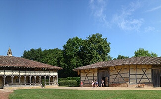 Musée Départemental de la Bresse - Domaine des Planons, Saint-Cyr-sur-Menthon
