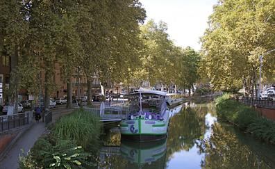 Canal del Mediodía en Toulouse
