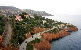The Corniche d'Or, much more than just a road!