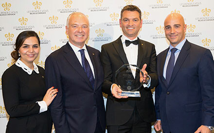 Glenmorangie Savoir-Faire trophy :  Kevin Brooke, Cliveden House, Royaume-Uni