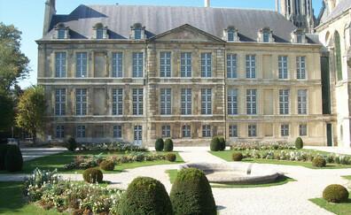 Il Palais du Tau, Reims