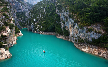 Côte d'Azur / Korsika