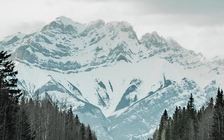 The pinnacle of beauty   in the Rockies