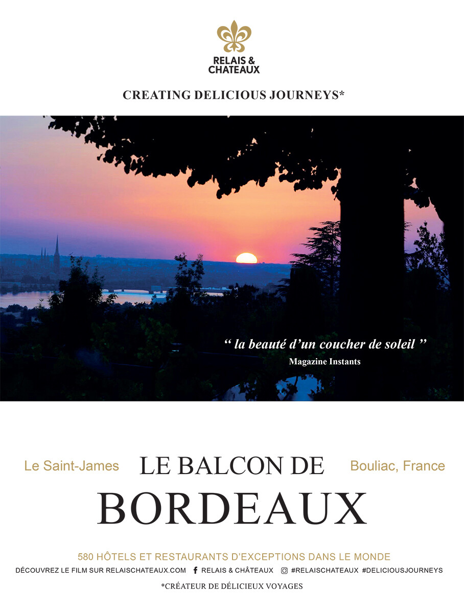 Le balcon de Bordeaux