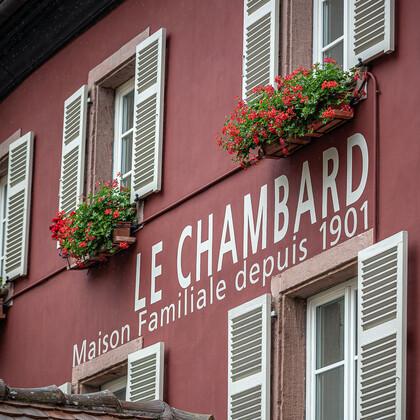 Le Chambard