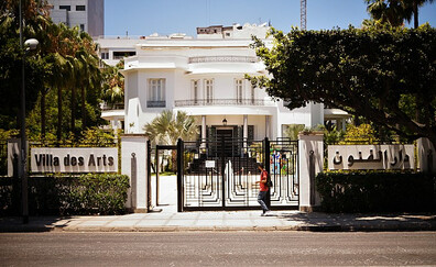 Discover the Villa des Arts (Casablanca)