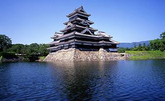 O Castelo de Matsumoto