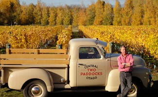 Two Paddocks, das Weingut von Sam Neill, Central Otago