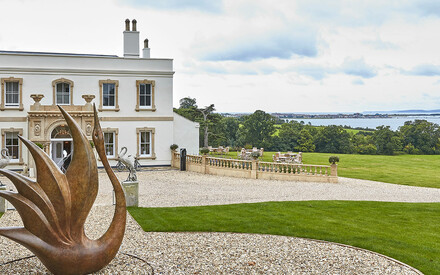 Lympstone Manor Hotel, Restaurant and Vineyard