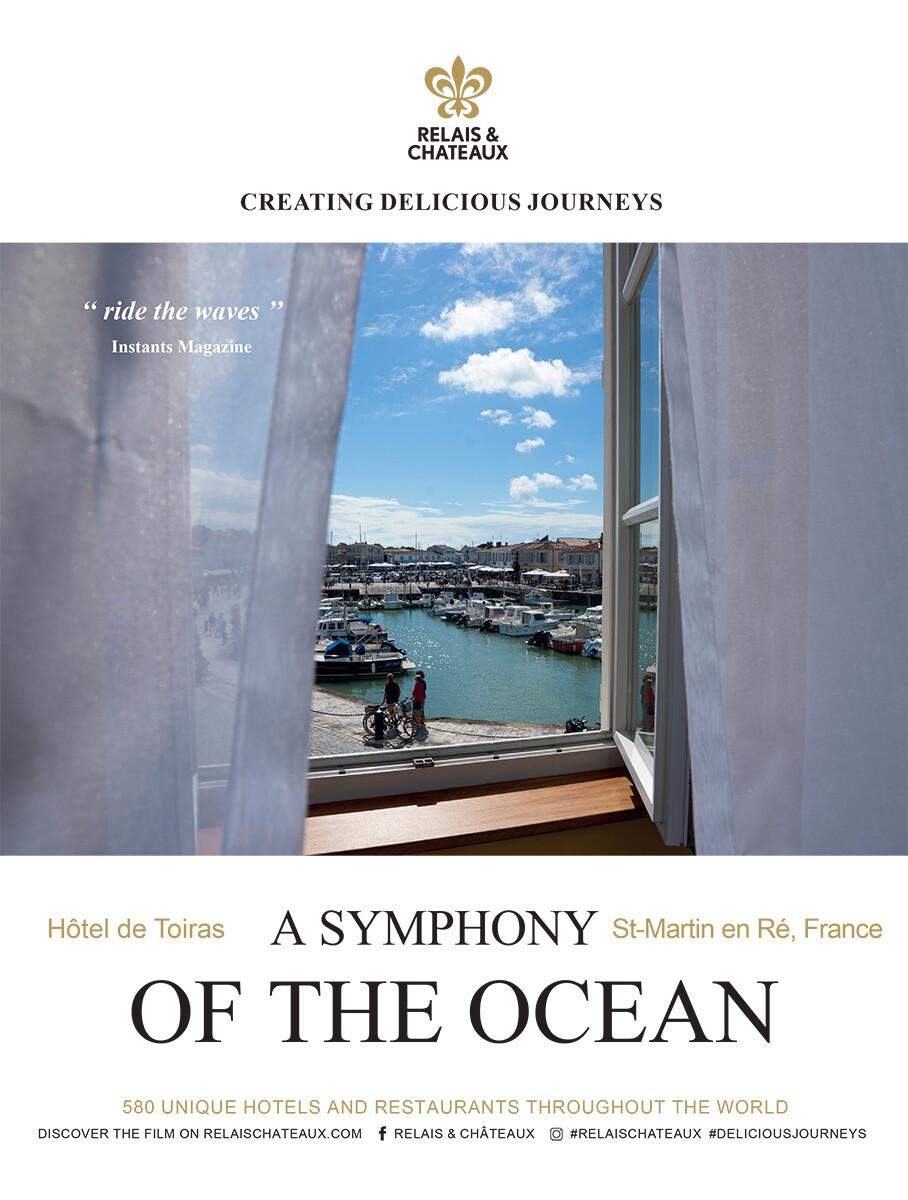 A symphony of the ocean