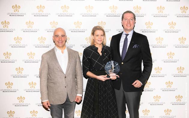 Glenorangie, Savoir-faire Trophy: Familie Bareiss, Hotel Bareiss, Schwarzwald, Deutschland