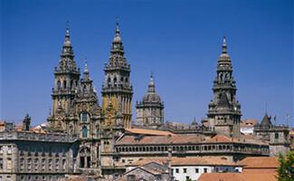 Die Kathedrale und die Altstadt