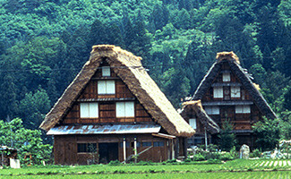Shirakawa-go & Gokayama designated villages