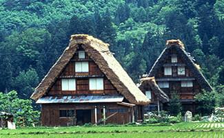 Shirakawa-go y Gokayama, dos pueblos patrimonio la Unesco