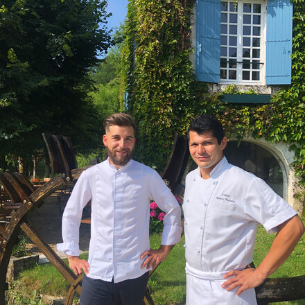 Ramsès Navarro & Pierre-Michael Iten
