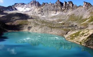La randonnée des 5 lacs autour de Pizol