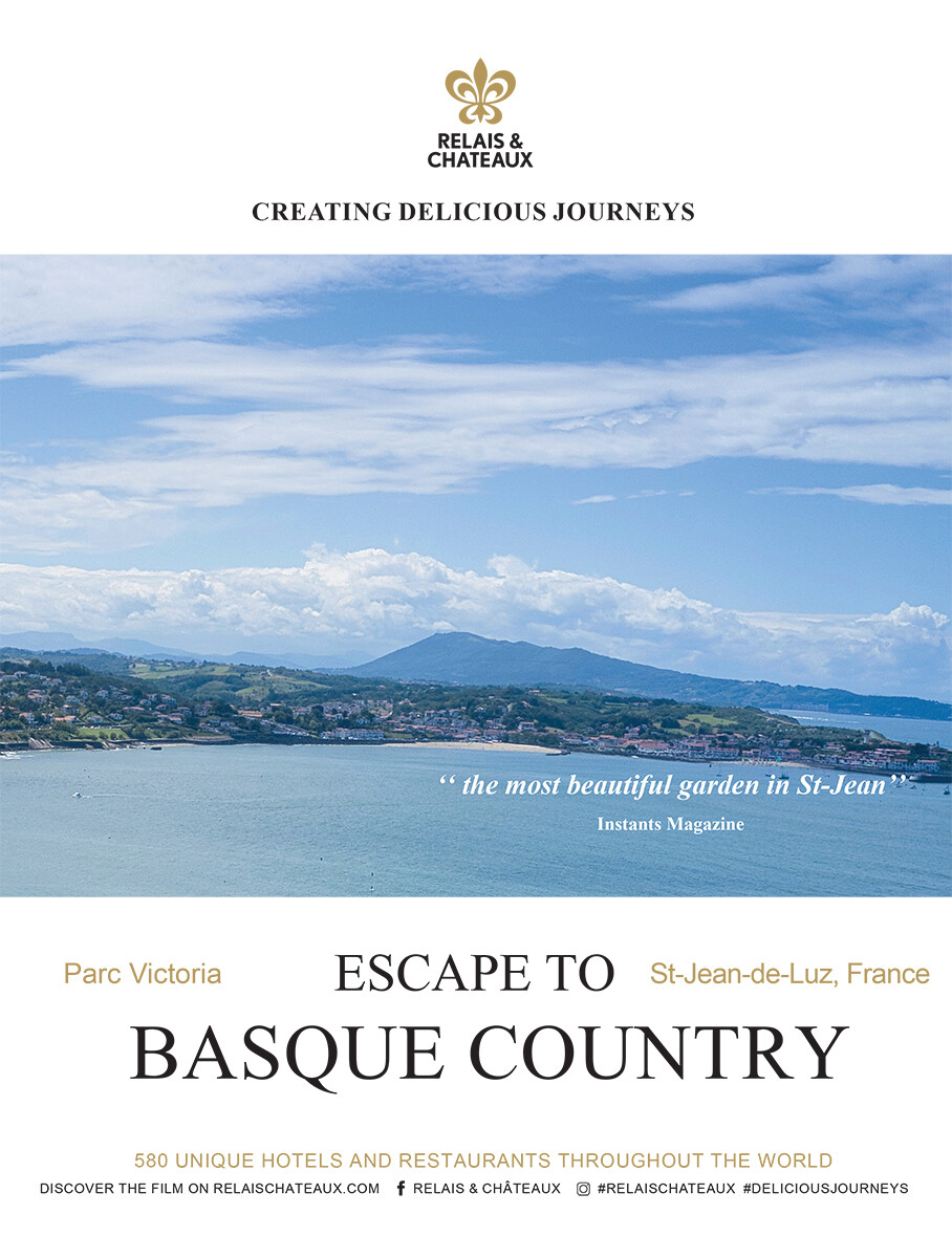 Escape to Basque country