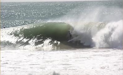 Pointe des Ancres, spot di surf da non perdere