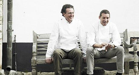 Walter Eselböck & Alain Weissgerber