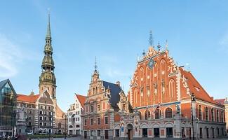 Maison des Têtes noires, Riga