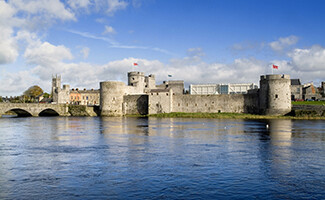 King John's Castle, Limerick