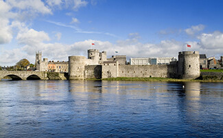 Château du Roi Jean, Limerick