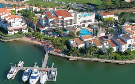 Hôtel Île de la Lagune Thalasso & Spa