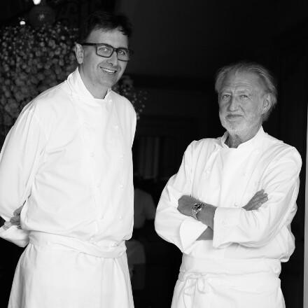 Jean-Denis Le Bras - Pierre Gagnaire