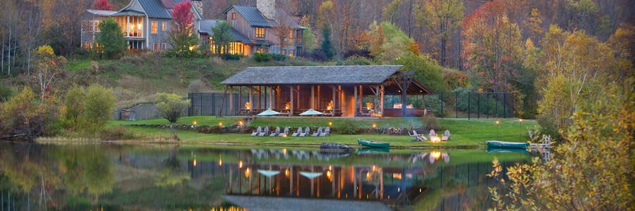 Relais & Châteaux - Vermont - Twin Farms