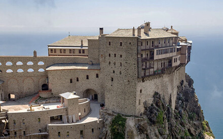 Simple Sophistication on Mount Athos