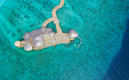 Soneva Fushi, Maldivas: la gastronomía en el corazón de un lago