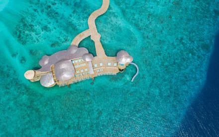 Soneva Fushi, Maldives: gastronomy within the lagoon