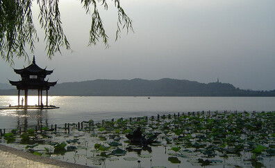 The magic of the West Lake