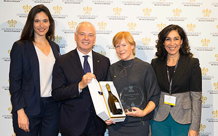 Pommery Woman of the Year Trophy : Jemma Markham, La Torre del Visco, Espagne