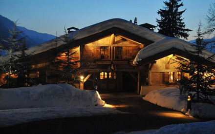 Nouvel An au ski : nos Relais & Châteaux dans les Alpes